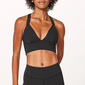 Lululemon Sweat Your Heart Out Sports Bra size 6